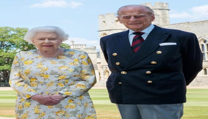 زوج الملكة!