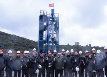 نجاح اختبار محرك صاروخ تركي سيستخدم بإطلاق مركبة إلى القمر