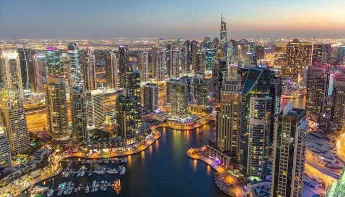 تجارة دبي غير النفطية تسجل 322 مليار دولار خلال 2020