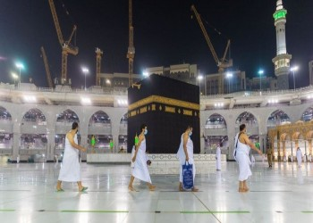 السعودية تقرر منع الأطفال وغير المحصنين من العمرة أو الصلاة في رمضان