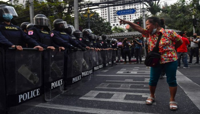 700 قتيل إثر حملة القمع العسكرية منذ انقلاب فبراير في بورما