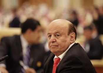 هادي يتهم الحوثيين بفرض الحرب في اليمن خدمة لإيران
