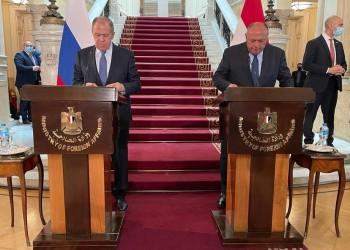 مصر تؤكد حرصها على استمرار دعم العلاقات مع روسيا