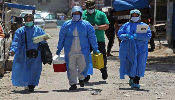 بـ7953 حالة.. العراق يسجل الحصيلة اليومية الأعلى بكورونا