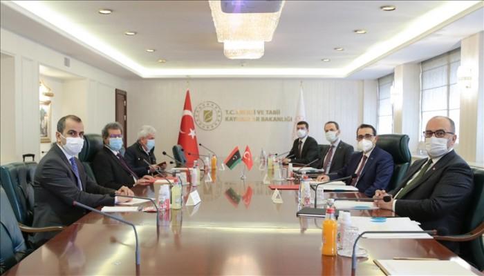 تركيا وليبيا توقعان 5 اتفاقيات تعاون.. وأردوغان: ندعم الدبيبة وحكومته