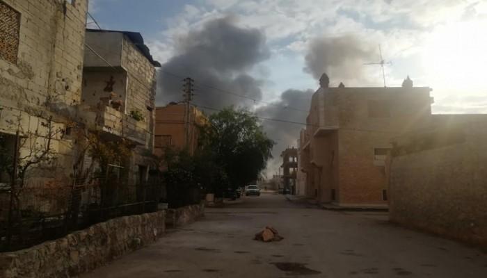 منظمة الأسلحة الكيميائية: نظام الأسد استخدم غاز الكلور بهجوم سراقب