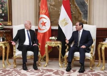 بعد لقائه السيسي.. سعيد يتعرض لانتقادات حادة داخل تونس