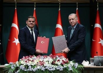 تركيا وليبيا تتفقان على إنشاء منصة إعلامية مشتركة