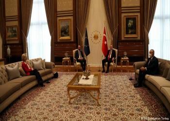 رئيسة المفوضية الأوروبية: لن أسمح بتكرار ما حدث معي في أنقرة