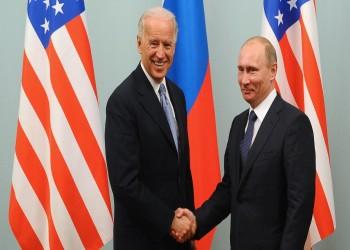 بايدن لبوتين: واشنطن ملتزمة بسيادة أوكرانيا ووحدة أراضيها
