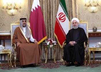 الرئيس الإيراني يهاتف أمير قطر.. وتميم يدعوه لزيارة الدوحة
