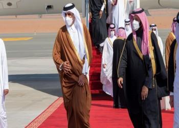 في اتصال هاتفي..  أمير قطر يهنئ ولي العهد السعودي بقدوم رمضان