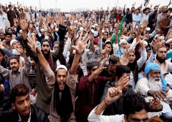 إثر تظاهرات عنيفة مناهضة لفرنسا..باكستان تعتزم حظر حزب إسلامي
