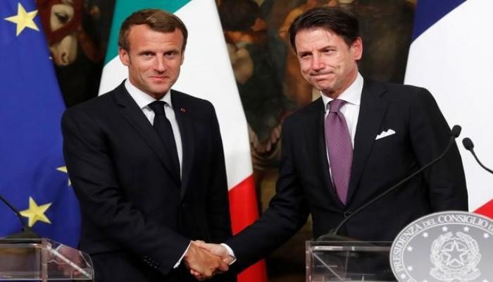 بتسوية خلافاتها الأوروبية.. فرنسا تسعى لوقف التمدد التركي في ليبيا