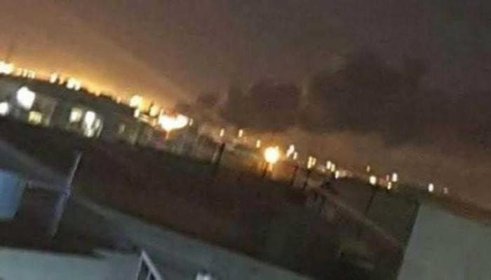 الرئيس العراقي: الهجوم على مطار أربيل جريمة إرهابية