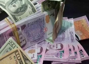 النظام السوري يرفع سعر صرف الدولار بنسبة 100%