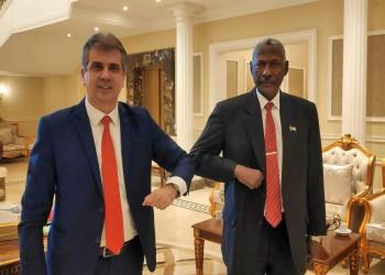 المخابرات السودانية تنفي إرسال وفد أمني إلى إسرائيل