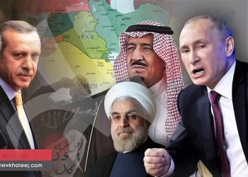 إيران وتركيا والعرب