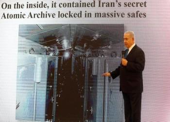 صحيفة عبرية: إيران اعترفت بسرقة الموساد لأرشيفها النووي عام 2018