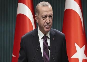 أردوغان يبحث مع أمين عام ناتو تطورات المتوسط وإيجة وأوكرانيا