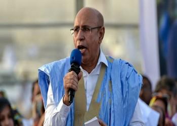 الرئيس الموريتاني يوجه برقية للنظام السوري