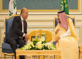 في اتصال هاتفي.. الرئيس العراقي والملك سلمان يبحثان تعزيز العلاقات الثنائية