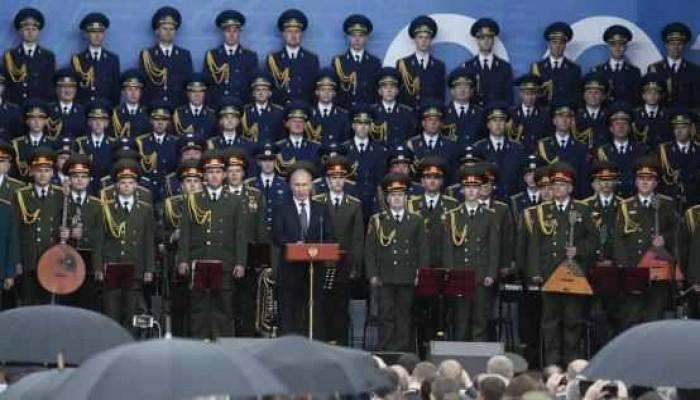 بوتين الذي لا يعرف المزاح!
