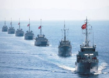 دراسة إسرائيلية: البحرية التركية الأقوى في شرق المتوسط