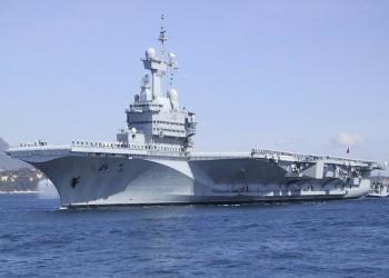 للمشاركة في مهمة كليمنصو-21.. حاملة الطائرات الفرنسية شارل ديجول تصل البحرين