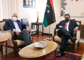 اليونان تجدد دعمها وحدة ليبيا وتبدي استعدادها لتعزيز التعاون