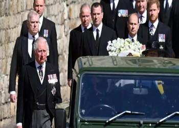 بريطانيا تشيع الأمير فيليب وسط إجراءات احتزارية يفرضها كورونا