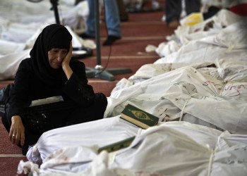 حلقة فض اعتصام رابعة من الاختيار 2 تطلق موجة غضب: لن تمحوا الحقيقة