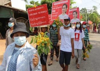 ميانمار تفرج عن 23 ألف سجين بمناسبة العام الجديد
