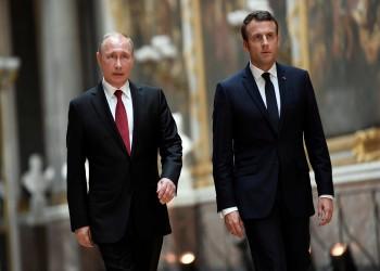 بسبب أوكرانيا.. ماكرون يعلن استعداده لفرض عقوبات على روسيا
