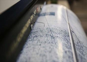 زلزال بقوة 4.8 يهز غربي تركيا