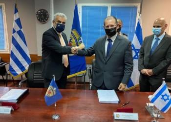 قيمتها 1.65 مليار دولار.. إسرائيل واليونان تبرمان أكبر اتفاقية دفاعية بينهما