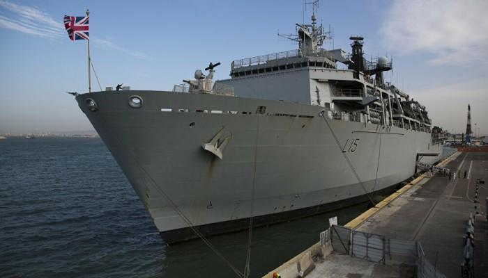 سفن حربية بريطانية تبحر إلى البحر الأسود خلال أيام