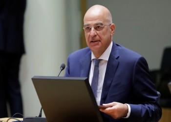 بعد زيارة تركيا وقبرص.. وزير خارجية اليونان يبدأ زيارة إلى مصر