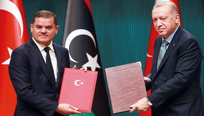 هل تتجه ليبيا إلى سيطرة مزدوجة روسية تركية؟