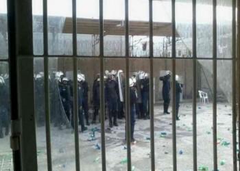 البحرين.. اضطرابات بسجن جو واتهامات للسلطات باستخدام العنف
