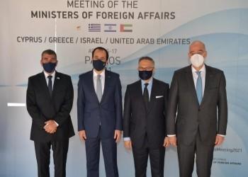 رباعية بافوس.. التحالف الإماراتي الإسرائيلي يرسم ملامح خارطة إقليمية جديدة