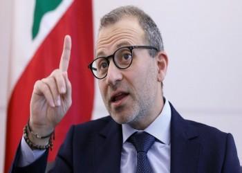 باسيل يحذر من انقلاب المنظومة الفاسدة في لبنان على الدولة
