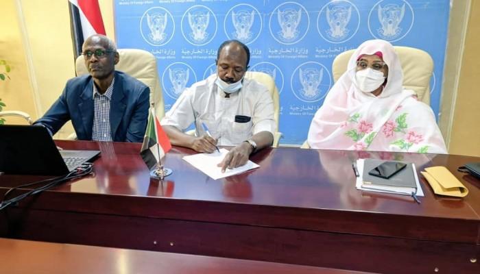 السودان يجدد موقفه بخصوص الملء الثاني لسد النهضة وينشد الدعم الأفريقي