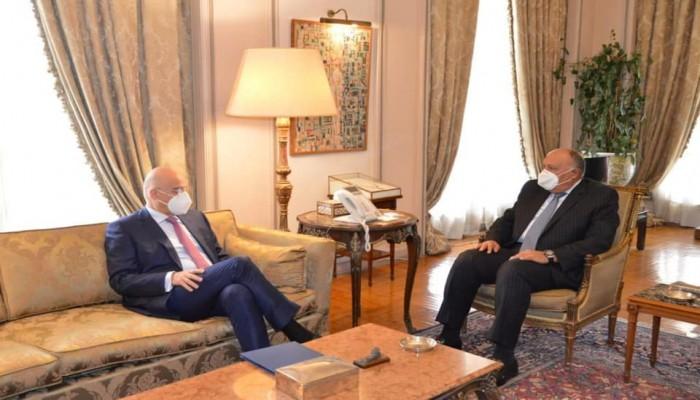مصر واليونان تؤكدان أهمية شراكتهما الاستراتيجية