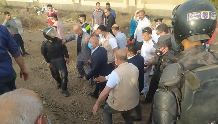 مسؤول مصري: 16 قتيلا في حادث قطار طوخ.. والسيسي يأمر بالتحقيق
