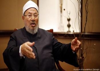 علماء المسلمين ينفي وفاة مؤسسه يوسف القرضاوي