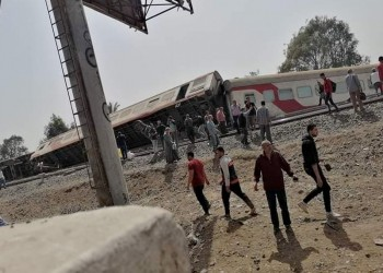 تركيا تقدم تعازيها لمصر في حادث قطار طوخ