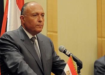 شكري لرئيس جزر القمر: مصر تتطلع إلى حل لأزمة سد النهضة