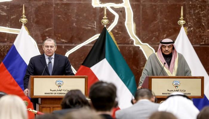 اتفاق روسي كويتي على تعزيز التعاون التجاري والاقتصادي