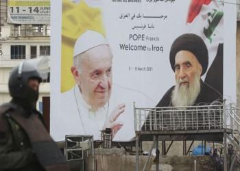 زيارة البابا للعراق وانقسامات الشرق